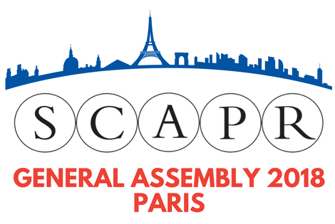 SCAPR GA Paris 2018